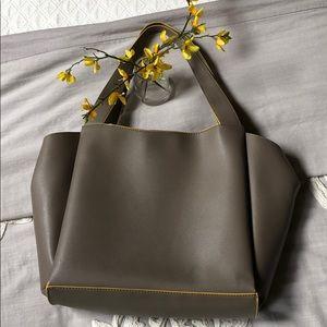 Zara Vegan Leather Purse